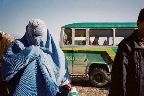 Reisen, Kabul 2015