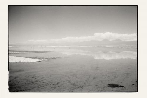 TOTER PUNKT, Salar de Atacama - Chile 2005