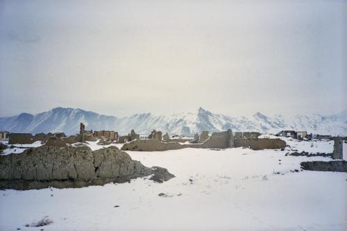 Darul Aman, Kabul 2015